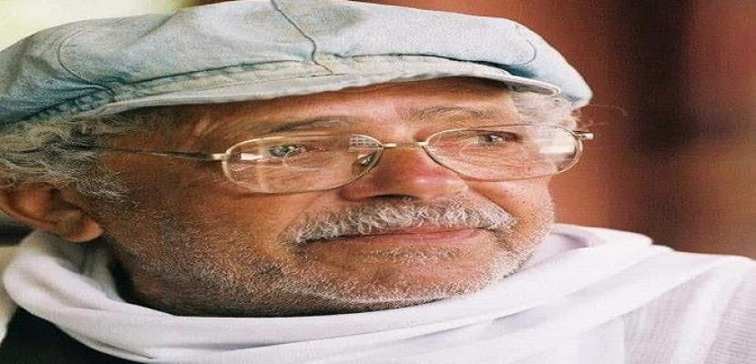 وفاة النحات المصرى آدم حنين عن عمر 91 عاما