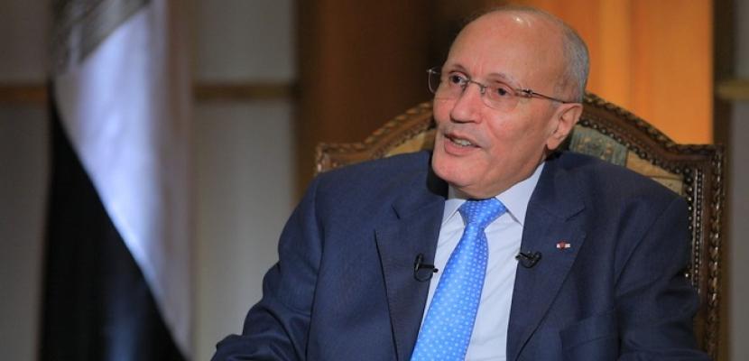 مجلس الوزراء والقوات المسلحة ينعيان الفريق محمد العصار وزير الدولة للإنتاج الحربي