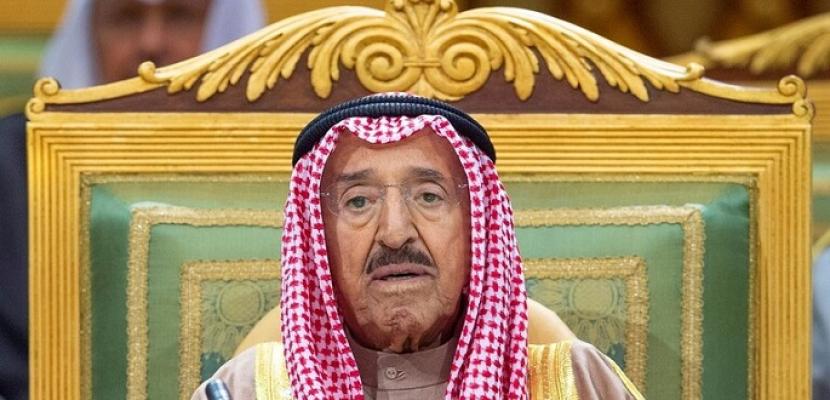 """أمير الكويت: أزمة """"كورونا"""" سيكون لها تداعيات مؤثرة محليا واقليميا وعالميا"""