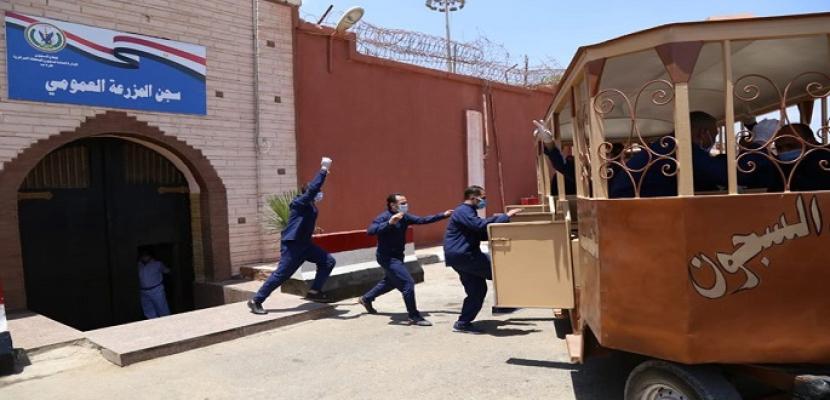 بالفيديو والصور.. الداخلية: الإفراج عن 5532 من نزلاء السجون بمناسبة الاحتفال بعيد الفطر المبارك