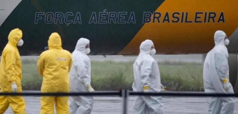 البرازيل تسجل أكبر حصيلة يومية لضحايا كورونا منذ أسبوعين