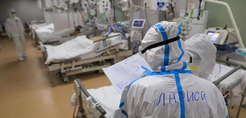 روسيا تسجل 5427 إصابة جديدة بكورونا والحصيلة تبلغ 850 ألفا