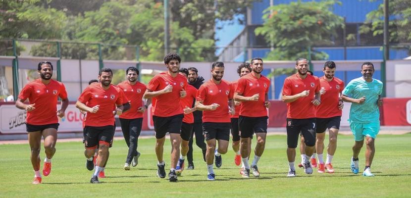 الأهلي يتدرب غدًا على مرحلة واحدة بمشاركة جميع اللاعبين