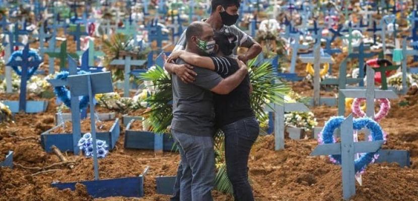 وفيات كورونا في البرازيل تقترب من 60 ألفا والإصابات أكثر من 1.4 مليون