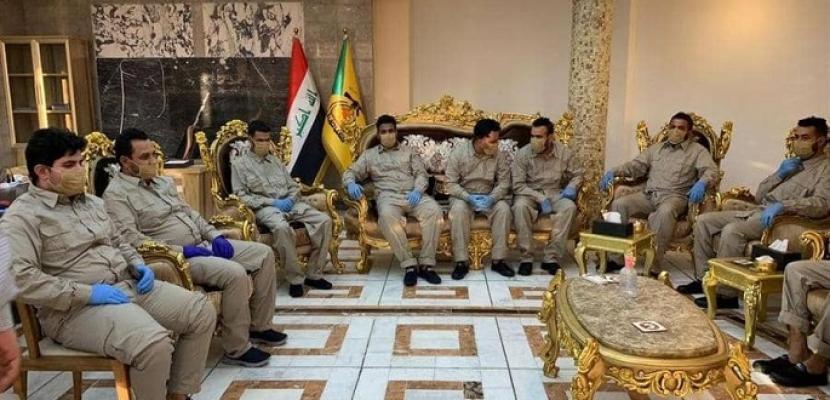 """العراق يطلق سراح عناصر كتائب """"حزب الله"""""""
