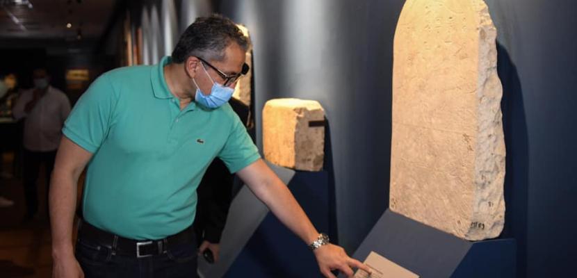 بالصور.. وزير السياحة ومحافظ مطروح يتفقدان عددا من المناطق الأثرية تمهيدا لاستئناف حركة السياحة