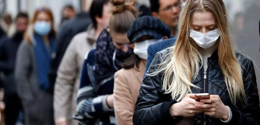 ارتفاع اعداد المصابين بكورونا بالولايات المتحدة لليوم الخامس على التوالي
