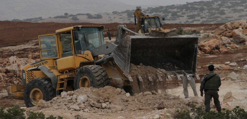 الاحتلال الإسرائيلي يستولي على أكثر من 200 دونم شرق بيت لحم