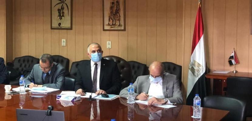 بالصور .. وزارة الرى : استكمال مفاوضات سد النهضة اليوم بحضور المراقبين والخبراء
