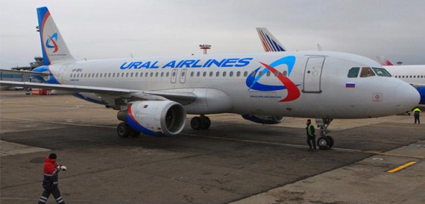 روسيا تبدأ رفع القيود عن الطيران الدولي الأربعاء المقبل