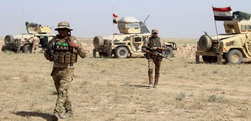 """العراق: عمليات تمشيط واسعة لملاحقة أي خلايا إرهابية في مدينة """"الزيدان"""" وامتداداتها"""