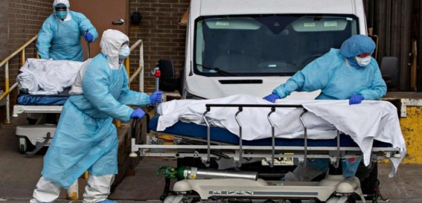 الولايات المتحدة تسجل 75038 إصابة بكورونا خلال يوم