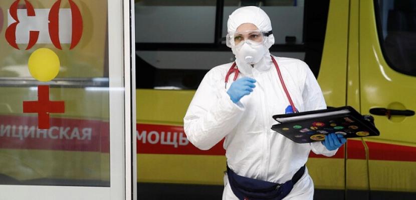 روسيا تسجل 5462 إصابة و95 وفاة خلال 24 ساعة