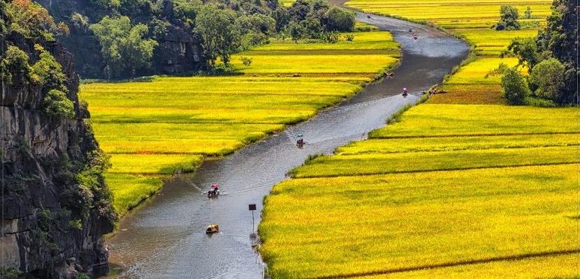 فيتنام .. الطبيعة بلمسة آسيوية ساحرة