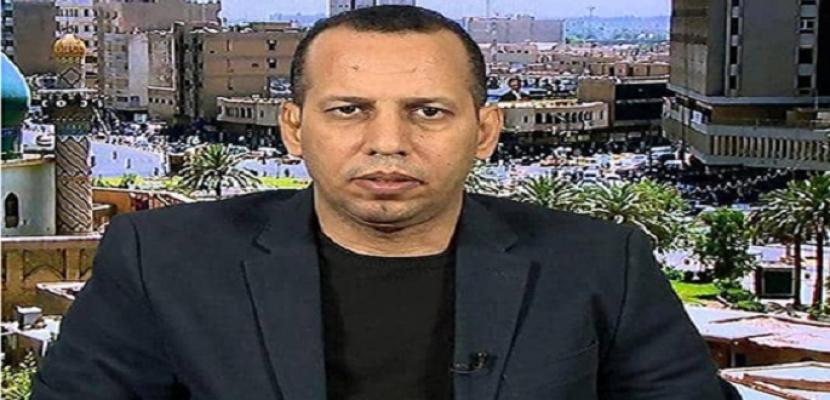 اغتيال الخبير الأمني والمحلل السياسي العراقي هشام الهاشمي