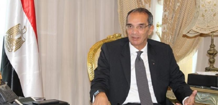 وزير الاتصالات: صادرات مصر الرقمية وصلت 4.1 مليار دولار بنسبة نمو 3 أضعاف