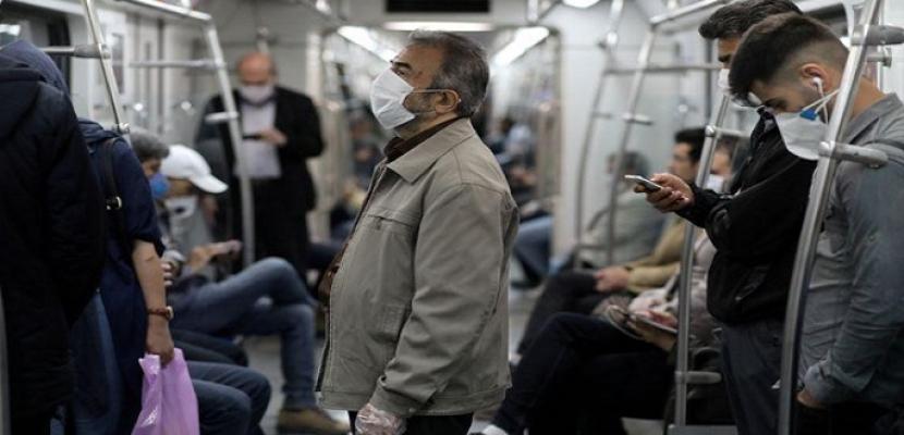 إيران تسجل 5 آلاف و945 إصابة جديدة بفيروس كورونا