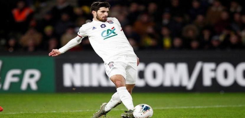 رين يضم تيرييه مهاجم ليون مقابل 15 مليون يورو