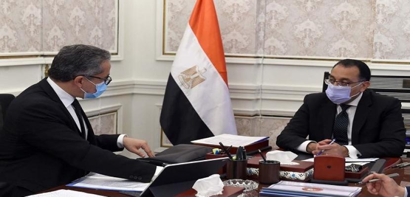 بالفيديو.. مدبولي يكلف بسرعة البدء في تطوير ميادين طلعت حرب والأوبرا والعتبة على غرار ميدان التحرير