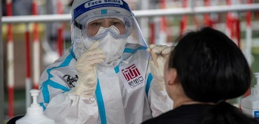 الصين تسجل 45 إصابة جديدة بفيروس كورونا بينها 39 بعدوى محلية