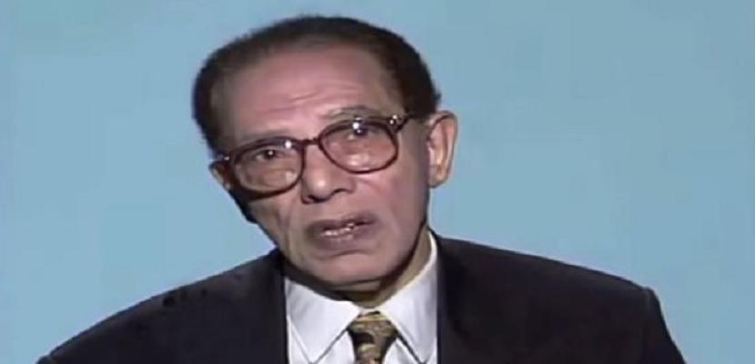 الأوبرا تفتح خزانة كنوز الذكريات مع الدكتور مصطفي محمود