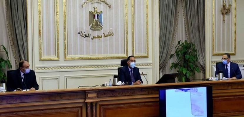 بالصور.. رئيس الوزراء يُتابع موقف حجز المرحلة الثالثة للخريطة الاستثمارية الصناعية