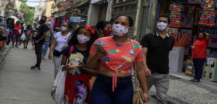 البرازيل تسجل أكثر من 24 ألف إصابة و983 وفاة بفيروس كورونا خلال 24 ساعة