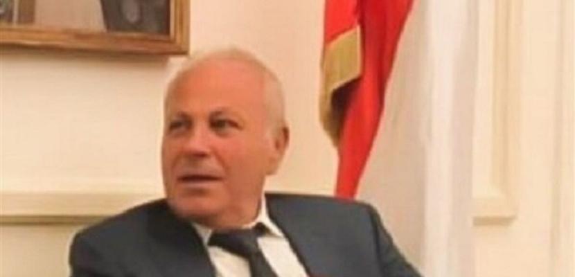 النائب العام اللبناني يطلب معلومات حول ما إذا رُصِد طيران حربي خلال انفجار بيروت