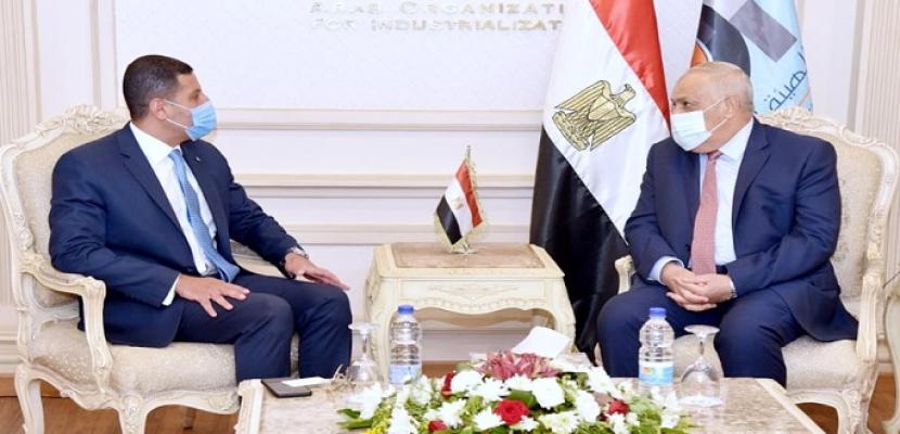 تنسيق للتفاوض مع المستثمرين وتشجيع الشركات العالمية على توطين منتجاتها في مصر