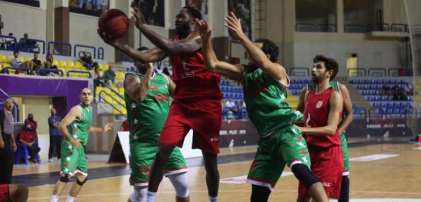 اتحاد السلة يحدد 8 يناير المقبل موعدا للسوبر المصري بين الأهلي والاتحاد