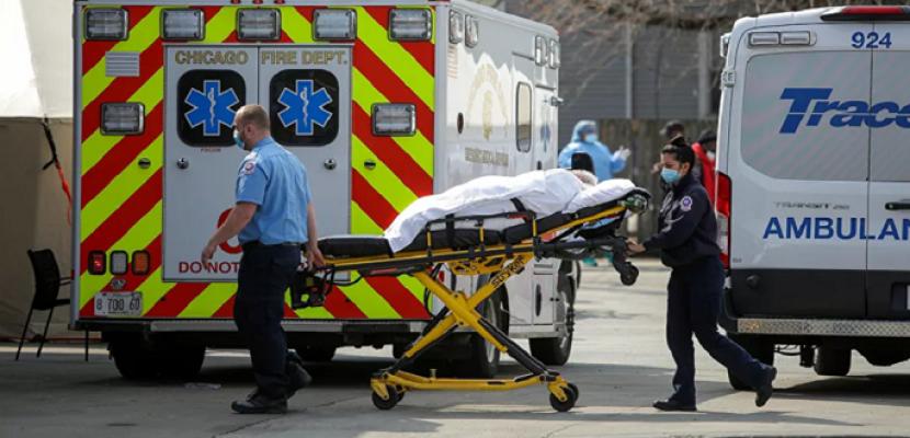 الولايات المتحدة تسجل 52 ألفا و 70 حالة إصابة جديدة بفيروس كورونا خلال 24 ساعة