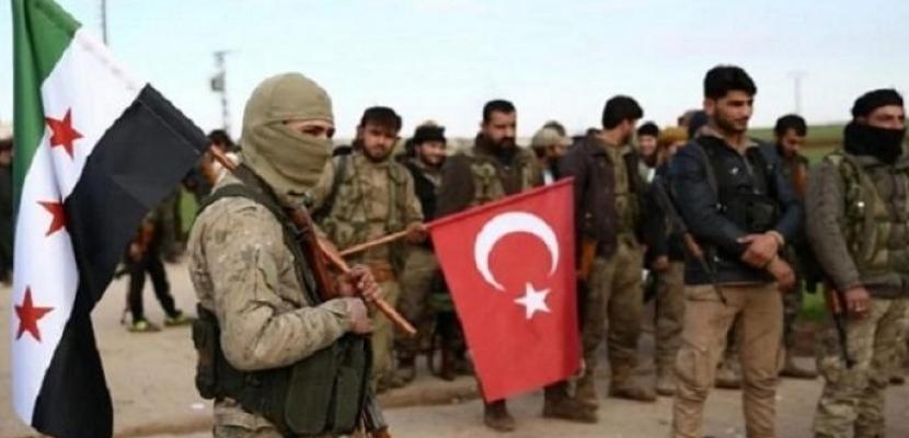 المرصد السوري: تركيا نقلت 27 ألف مرتزق وإرهابي إلى ليبيا لدعم المليشيات