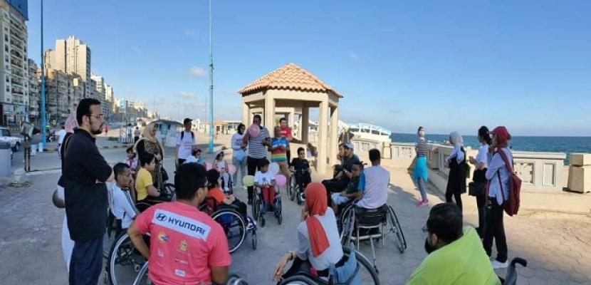 بالصور.. الشباب والرياضة: انطلاق حملة جاهزين لتحدي 30 يوما لنشر الرياضة داخل المجتمع