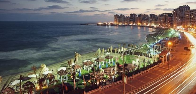 الأسكندرية ..عروس البحر المتوسط