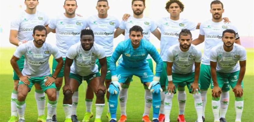 المصري البورسعيدي يفوز على طنطا 2-1 ويرتقي للمركز السابع بالدوري