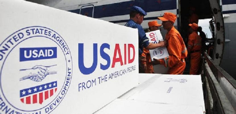 وصول إمدادات إغاثية من الولايات المتحدة إلى السودان