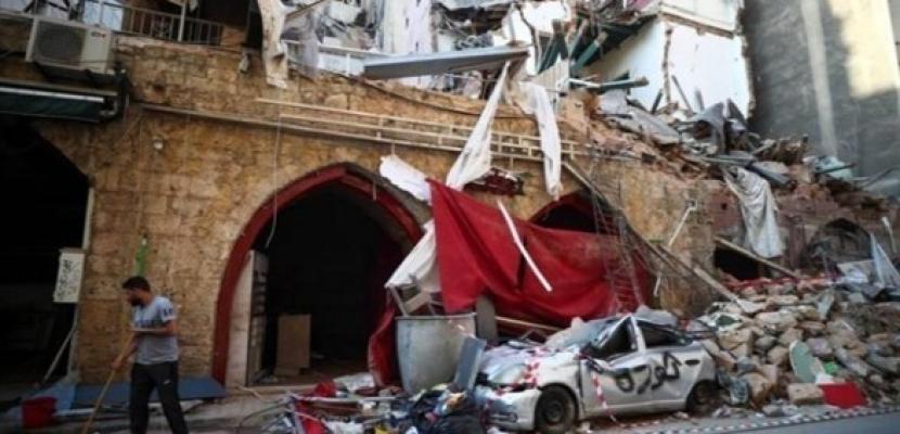 بعد شهر من الانفجار.. سكان بيروت يتمسكون بمعركة الحياة