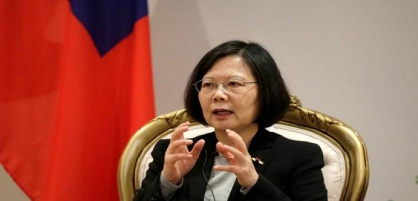 تايوان تحث الصين على ضبط النفس وسط توتر عسكري