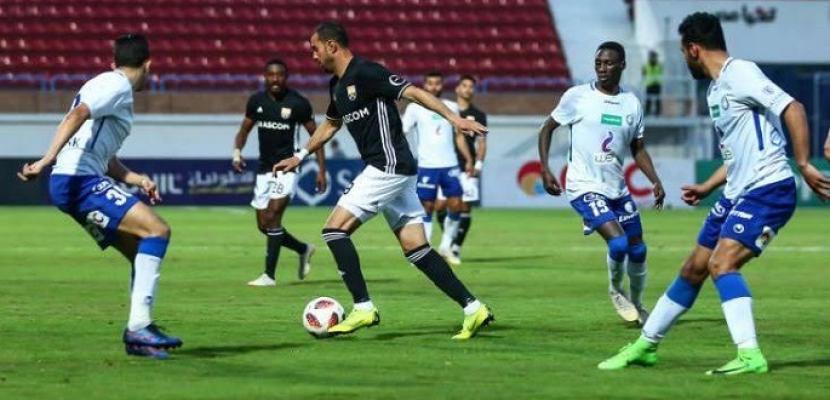 سموحة يفوز علي الجونة بهدفين مقابل هدف في الدوري الممتاز