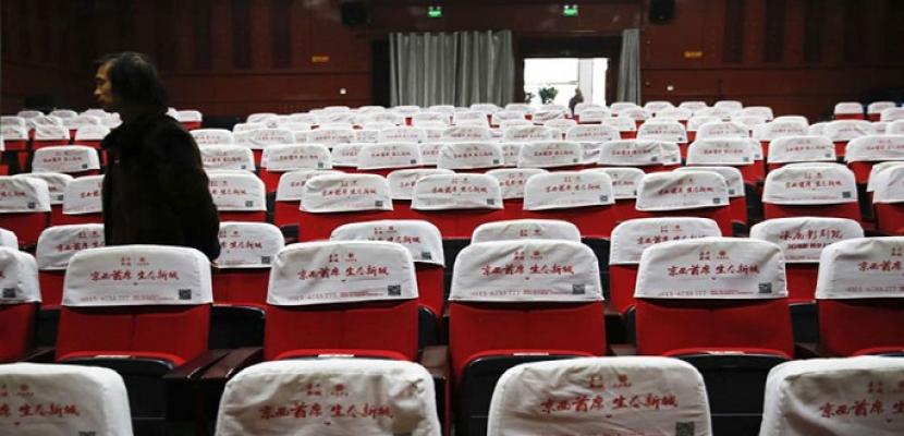 دور السينما الصينية ترفع الحد الأقصى لطاقتها الاستيعابية مع تحسن الوضع الوبائى