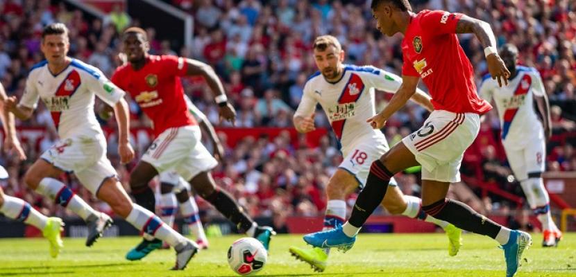 كريستال بالاس يفوز على مانشستر يونايتيد 3-1 بالدوري الانجليزي
