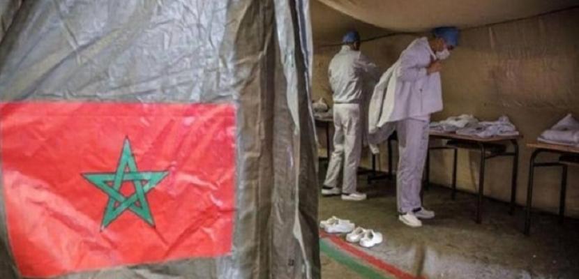 المغرب يسجل 2552 إصابة جديدة بكورونا والإجمالي يقفز إلى 99,8 ألف حالة