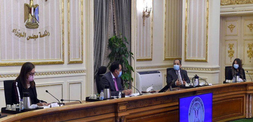 بالصور.. رئيس الوزراء يستعرض ملامح مشروع قانون المالية العامة الموحد