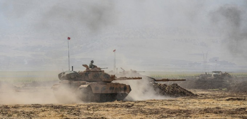 الدفاع التركية: مقتل جنديين في هجوم على قاعدة عسكرية شمال العراق