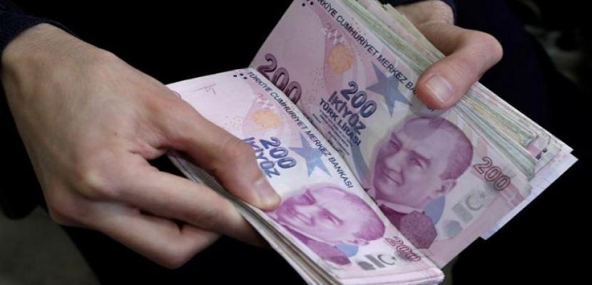 الليرة التركية تبلغ قاعا قياسيا جديدا مقابل الدولار