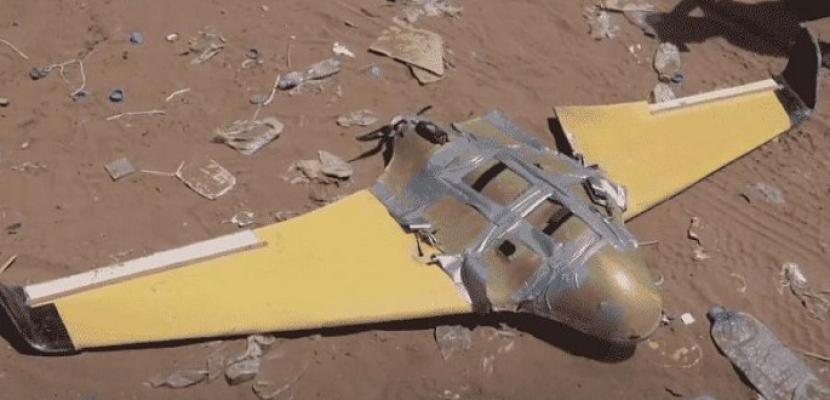 التحالف العربي يدمر طائرة مسيرة أطلقها الحوثيون باتجاه خميس مشيط