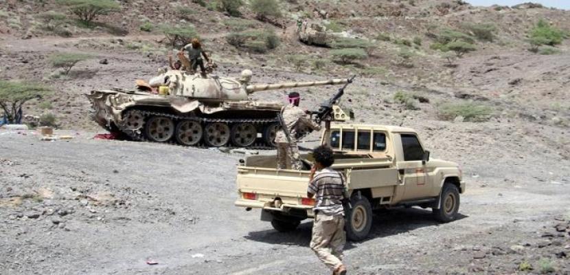 هجوم للجيش اليمني في الضالع يسفر عن سقوط قتلى وجرحى بصفوف الحوثيين