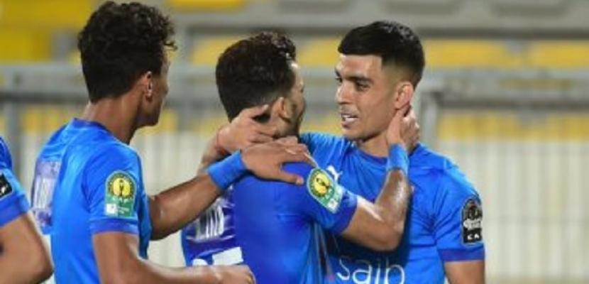 الزمالك يعود من المغرب بفوز ثمين على الرجاء 1-0  بذهاب نصف نهائي دوري الأبطال