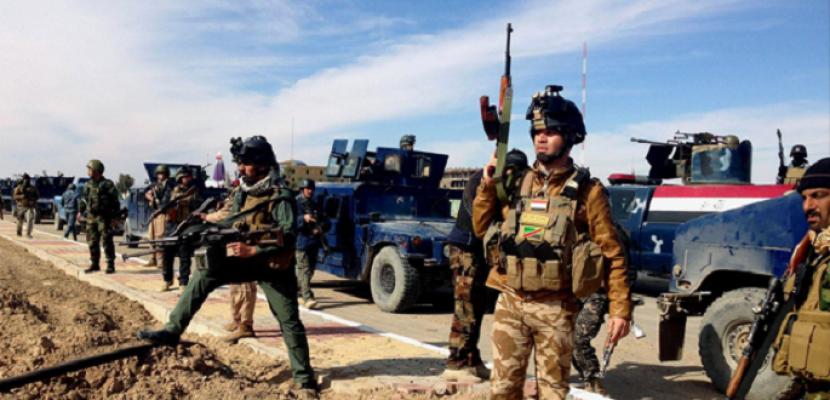 العثور على طن من المواد شديدة الانفجار في أطراف العاصمة العراقية