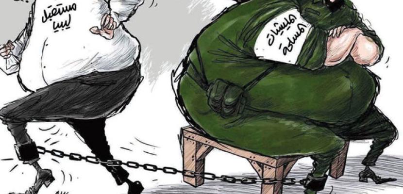 الميليشيات المسلحة تعيق مستقبل ليبيا